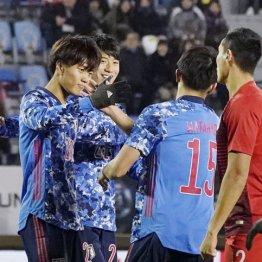 香港戦「5-0」になって日本選手の緊張感が緩んでしまった