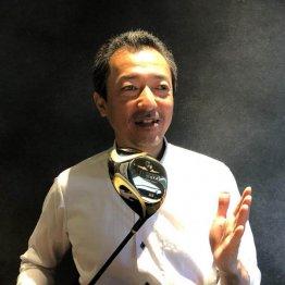 マジェスティゴルフマーケティング部の岩井徹さん(提供写真)