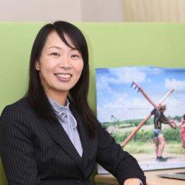 テコンドー協会副理事・岡本依子さん 目指すは実業団発足