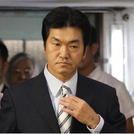 引退会見時の紳助(C)日刊ゲンダイ