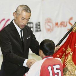 イチローが意欲 日本の学生をマリナーズに送り込む可能性