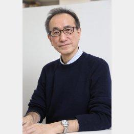 藤井青銅氏(C)日刊ゲンダイ