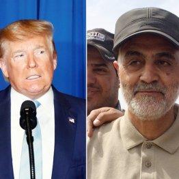 米軍がイランの英雄殺害…報復合戦エスカレートを識者懸念