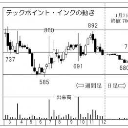 「テックポイント」日本の半導体ビジネスの活性化に貢献