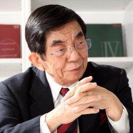 最年少で上場を果たした三澤氏(C)日刊ゲンダイ