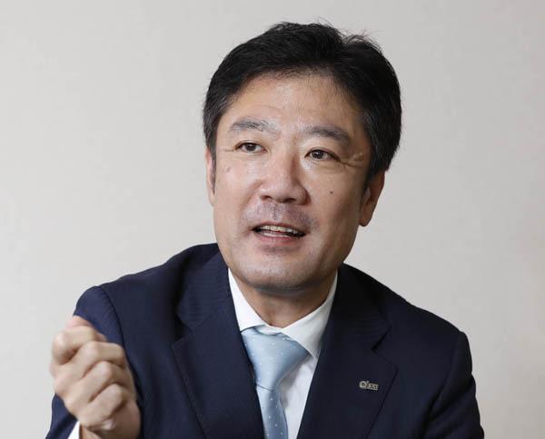 キューサイの神戸聡社長(C)日刊ゲンダイ
