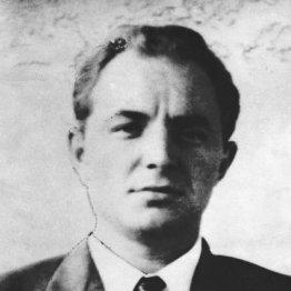 ユーリー・ラストボロフ。駐日ソ連代表部書記官で、1954年1月24日に失踪、米国に亡命したソ連の諜報員