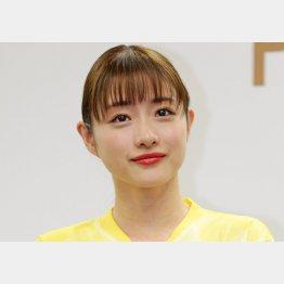 石原さとみ(C)日刊ゲンダイ