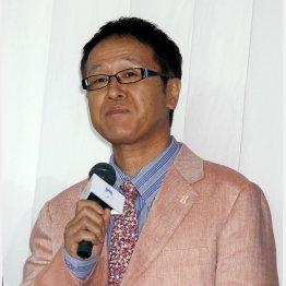 芸能リポーターの井上公造氏(C)日刊ゲンダイ