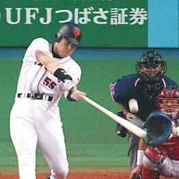 長嶋監督と松井が素振り練習でつくり上げた「仮想ライン」