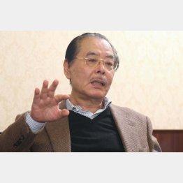 Xマネージャーの師である野田義治も「第一印象」を重視した(C)日刊ゲンダイ