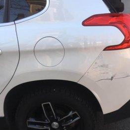 高級車が次々と被害に…(写真はイメージ)