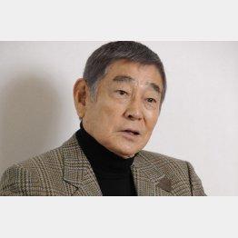 俳優の高倉健(C)共同通信社