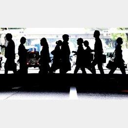 「働き方改革」の負の部分のしわ寄せが…(C)日刊ゲンダイ