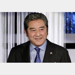 俳優の松方弘樹さん(C)日刊ゲンダイ