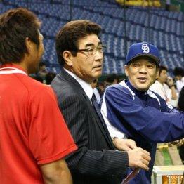広島4番栗原に敵将・落合監督は「四球でいい」と助言を…
