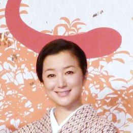 今度はラーメン女子…鈴木京香が目指す「令和の松坂慶子」