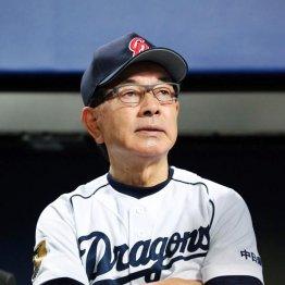 """元中日監督・高木守道さん死去 94年には巨人と""""10.8決戦"""""""