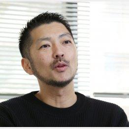 庄野智治社長(C)日刊ゲンダイ
