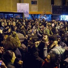 政権交代へ…イランの反政府デモはCIAが仕掛けた破壊工作