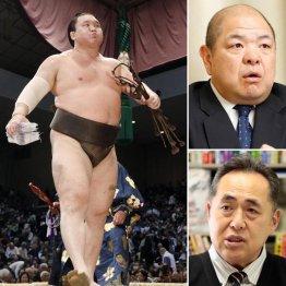 白鵬の言動「恥ずべきこと」と八角理事長 広報部長も喝!