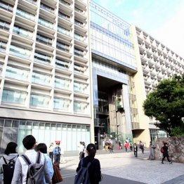 慶応大学三田キャンパス