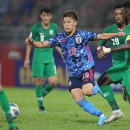 森保JのU-23アジア敗退は「日常的Jリーグサッカー」の敗退
