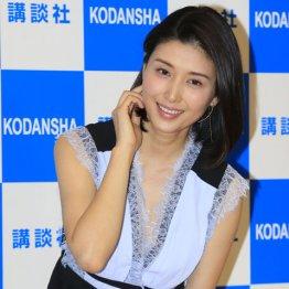 橋本マナミ 人妻でもセクシー満載「グラビアは100歳まで」