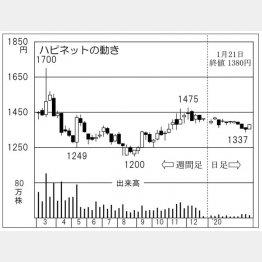 ハピネット(C)日刊ゲンダイ