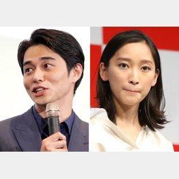 東出昌大と杏夫妻(C)日刊ゲンダイ