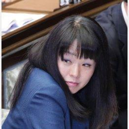 杉田水脈議員(C)日刊ゲンダイ