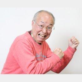 山田裕二さん(C)日刊ゲンダイ