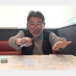 中江滋樹氏(C)日刊ゲンダイ