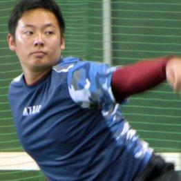 先発再転向の楽天松井 東京五輪選出のカギは「両刀遣い」