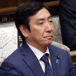 菅原前経産相の再選後押し 立憲・国民の不毛なメンツ争い