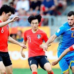 U23アジア選手権初Vの韓国