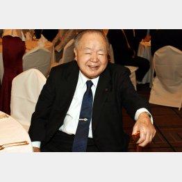ライフコーポレーションの清水信次会長(C)日刊ゲンダイ