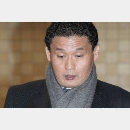 2018年の理事選で得票数2票で落選した貴乃花(C)日刊ゲンダイ