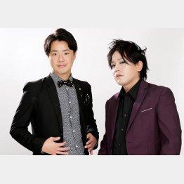お笑いコンビ「ぺこぱ」の松陰寺太勇さん(右)とシュウペイさん(C)サンミュージック
