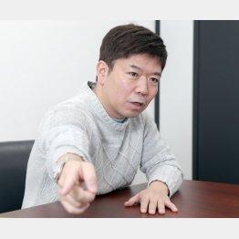 高沢健太さん(C)日刊ゲンダイ