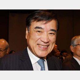 エイチ・アイ・エス代表でハウステンボス社長のの澤田秀雄氏(C)日刊ゲンダイ