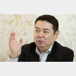 Jスタイルズの平渡淳一社長(C)日刊ゲンダイ