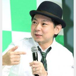 闘争心メラメラ…?(C)日刊ゲンダイ