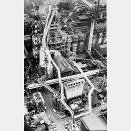呉製鉄所(1988年当時)/(C)共同通信社
