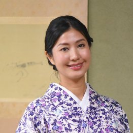 女優・鈴木希依子さんは老舗割烹を継ぎ「5代目若女将」に