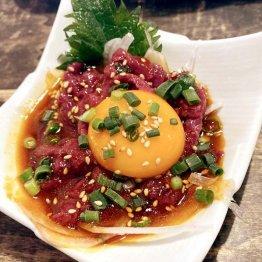 九州料理 永山本店(上野)馬肉とモツ鍋を食べて疲労回復