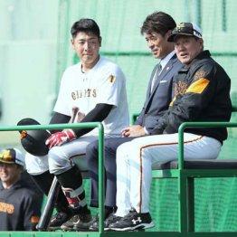 巨人岡本が侍J三塁取り 坂本コンバート頓挫でチャンス到来