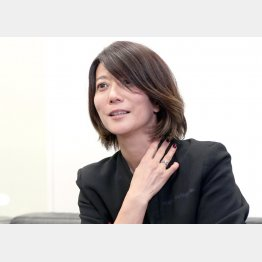 三島有紀子監督(C)日刊ゲンダイ