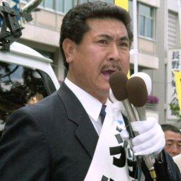 2002年には長野県知事選に立候補した羽柴秀吉さん