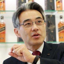 キリン・ディアジオの西海枝毅社長